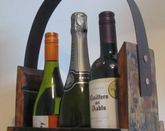 Wine/Whisky carrier