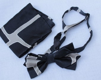Silk Handmade Bow Tie
