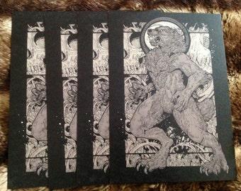 The Ritual- Print