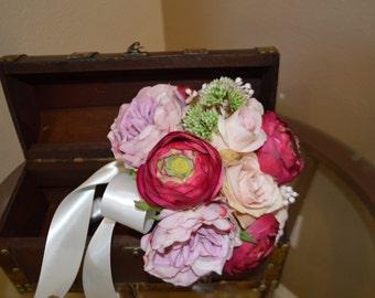 Bridal Bouquet, Brides Bouquet, Wedding Bouquet, Wedding Flowers, Wedding Decor, Brides Bouquets, Ranunculus  Bouquet, Garden Bouquet