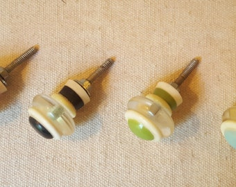 Resin and Bakelite Knobs- Pick Your Color