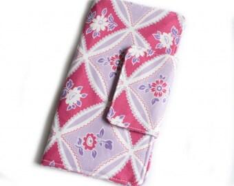 Handmade Cotton Wallet retro patchwork