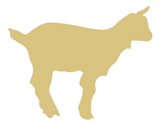 Goat Shape: Rustic Metal Letters Wall Art – Articleblog info