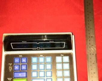 Jimmy The Greek BlackJack Game Unisonic 21 Model D-3 Calculator