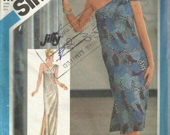 Vintage Sewing pattern. Simplicity 6430