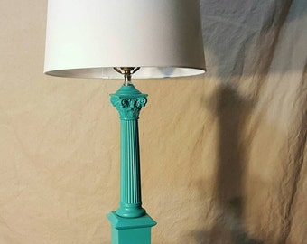 Vintage Lamp, accent piece