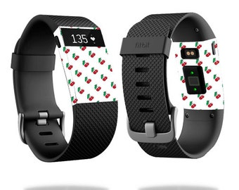 Skin Decal Wrap for Fitbit Blaze, Charge, Charge HR, Surge Watch cover sticker Cherry Bomb
