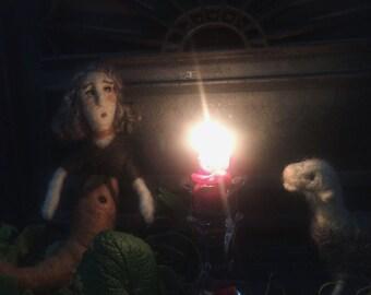 Bernice - Victorian Ghost Doll