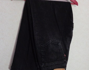 Jeans classic#Levis 555#Black Jeans#Relaxed fit#Straight Leg#Size W33L32