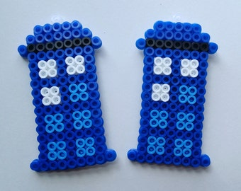 Doctor Who Tardis Magnet - Doctor Who, Tardis, Dr Who, Dr Who Accessories, Geek Accessories, Geek Magnets, Doctor Who Accessories, Dr Who