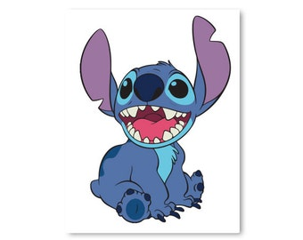 Disney, Lilo and Stitch, Ohana, Family, Saying, Cartoon, Illustration, TShirt Design, Cut File, svg, pdf, eps, png, dxf