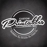 Custom Printables NY by CustomPrintablesNY on Etsy