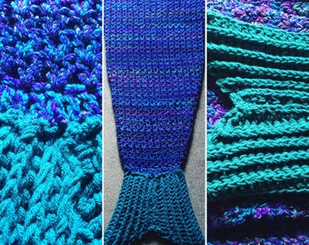 Mermaid tails MADE TO ORDER