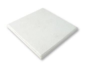 "Asbestos-Free Soldering Board - 6"" x 6"" with Feet - 54-209"