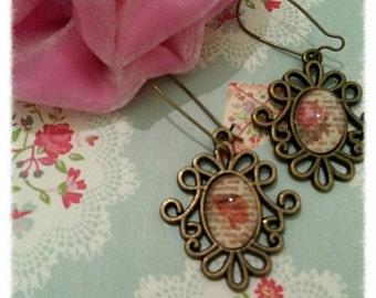 La Belle Epoque earrings