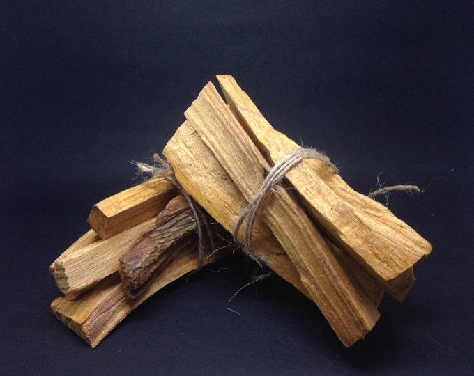 """Palo Santo - """"Holy wood"""" -sustainably harvested From Peru"""