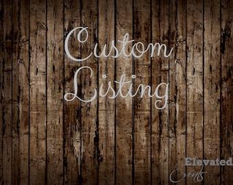 Custom BBQ Couples Shower Invitation