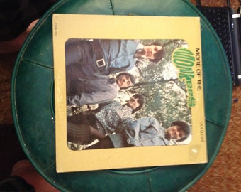 Vintage Record Album 1967 More Of The MONKEES