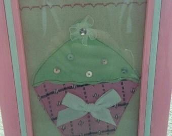 Beautiful cupcake picture