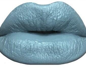 SALE Blue Grey Matte Lipstick-The Hamptons