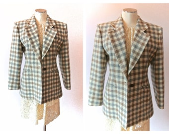 1980's vintage designer Guy Laroche made in france blazer