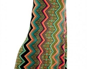 Uptown Girl - maxi skirt