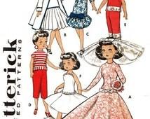 "Wardrobe for 10-1/2"" High Heel Dolls"