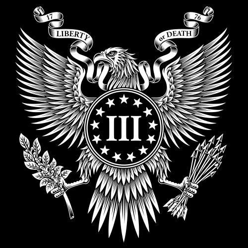 patriotic pro gun 2nd amendment shirts by thethreepercenter. Black Bedroom Furniture Sets. Home Design Ideas