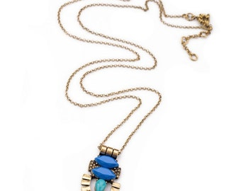 Daphnies Amulet Necklace