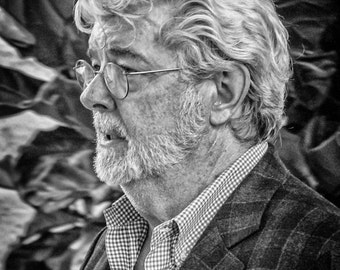 George Lucas Portrait limited Edition