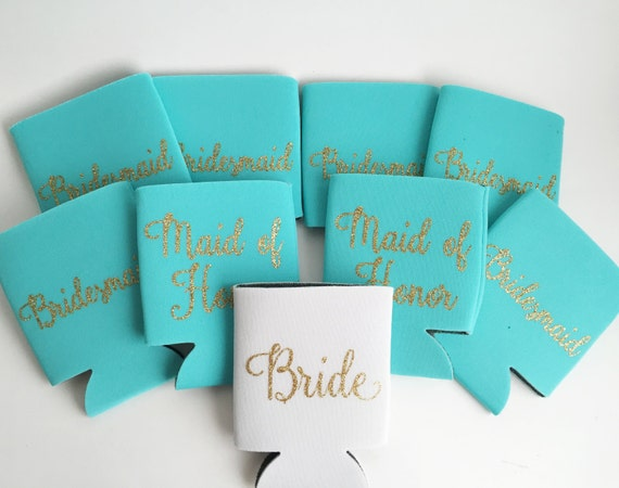 Maid Of Honor Gifts From Bride: Bridesmaid Gift Bridal Party Gifts Personalized By LaJoliBijou
