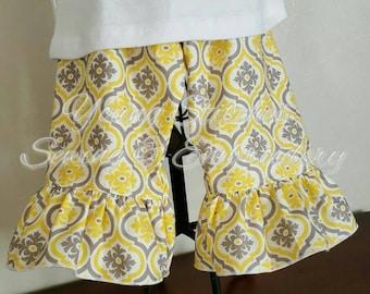 Infant Girls Ruffle Pants