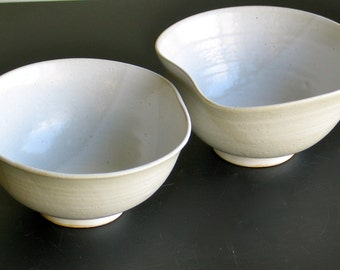 Cereal Bowl. Pasta Bowl. Ceramic bowl. Soup, salad, pasta or salad bowl.