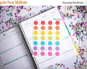 MOST EPIC SALE Yarn Ball Fun-ctional Stickers! Set of 28 large stickers, perfect for your Erin Condren Life Planner, calendar, Filofax, Plum