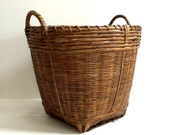 Waste Paper Basket waste paper basket | etsy