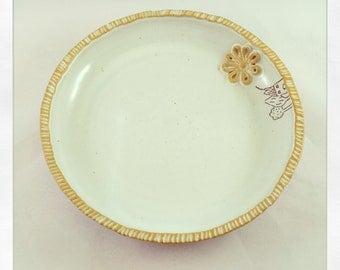 The Village People-Dessert Plate