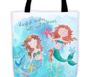 Mermaid Lagoon - Tote Bag