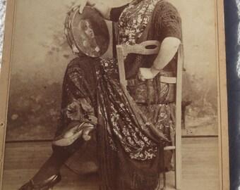 Vintage Gypsie Photo