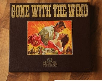 Gone With The Wind VHS Box Set