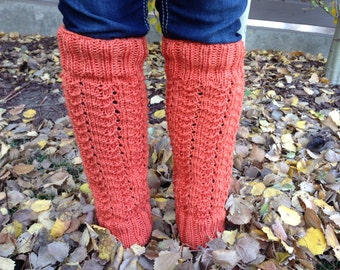 Lacey Leg Warmers
