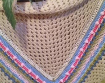 Crochet Shawl - Wrap Me Up shawl scarf