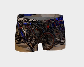 BIKE Shorts Workout Women Teen XS S M L XL