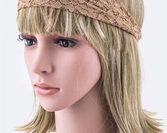 Lace Stretch Headband
