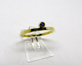gracefully, Engagement, Gold, blue, saphire, birthday