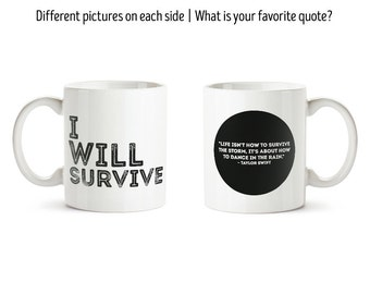 Etsy Quote Mug Birthday Gift Coffee Mug Best Gift for Him White Ceramic Mug Custom Mug Designer Mug Gift for Men Inspirational Mug for Him