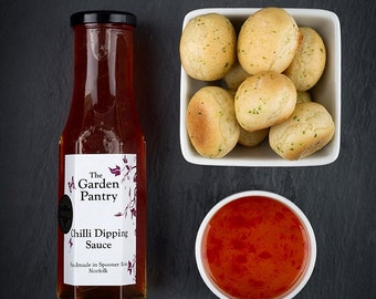 Hand made sauces