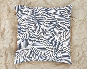 Organic Print Pillow