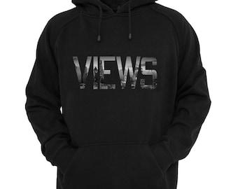 Men's Views Hoodie Urban Hip Hop Fashion Sweater S-5XL Pullover Hoody Sweater Kangaroo Pocket Jumper Winter Clothing