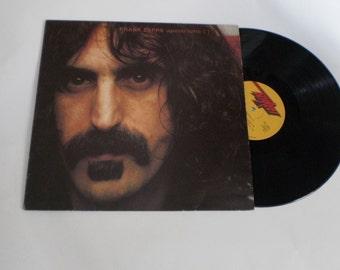 Frank Zappa, Apostrophe, vinyl record album, 1970s