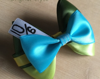 The Mad Hatter Inspired Bow